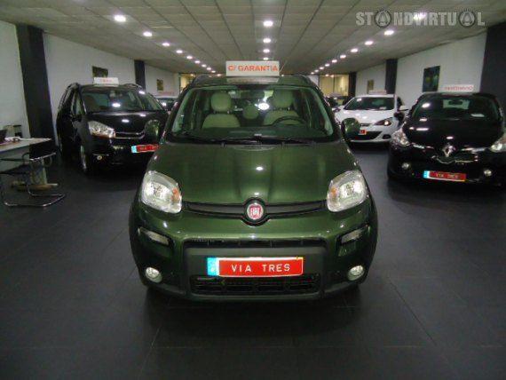 Fiat Panda 0.9 8V TwinAir Trekking
