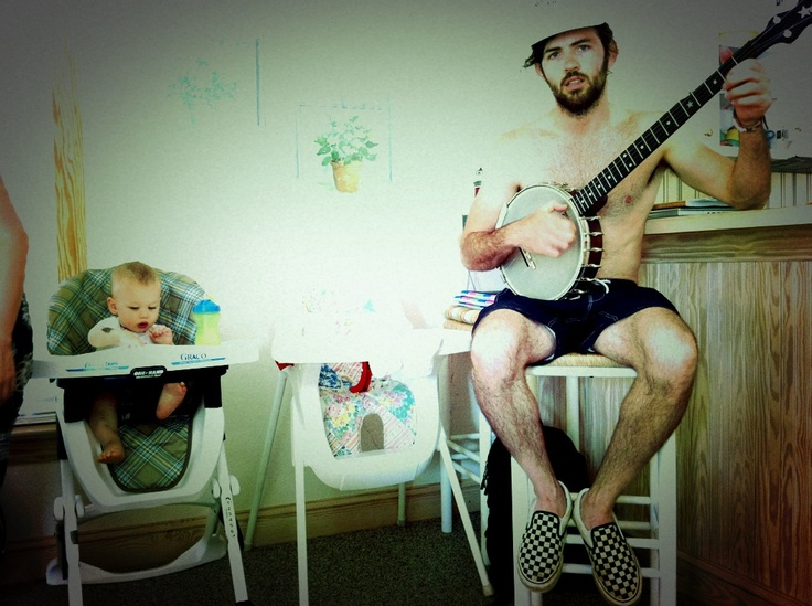 CRACKERFARM - Scott Avett u0026 Baby : TAB!!!! : Pinterest : The ou0026#39;jays, Words and Blog