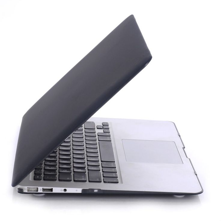 """Hard Matte Frosted Case Cover Snap-on Shell Protective Skin Ultra Slim Light Weight for Apple MacBook Air 13-inch 13.3"""" //Price: $9.95//     #shop"""