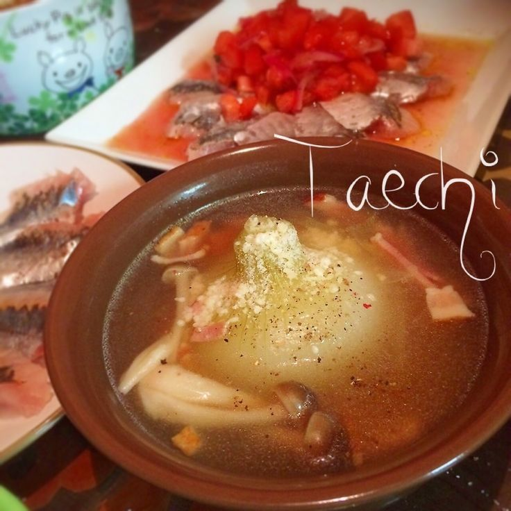 新玉ねぎの季節がやってきました(*^▽^*)  このスープ鍋に材料を入れて煮込むだけなのにおいしすぎてほっぺが落ちる(*≧艸≦)  旬の味を堪能できます♪