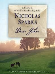 nicholas sparks in general. every single book