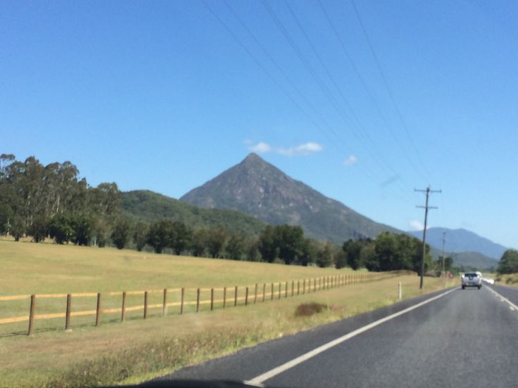 Heading back from Babinda to Cairns