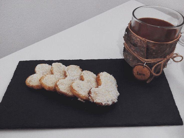 Palmeritas de Coco, el acompañante perfecto para la hora del café