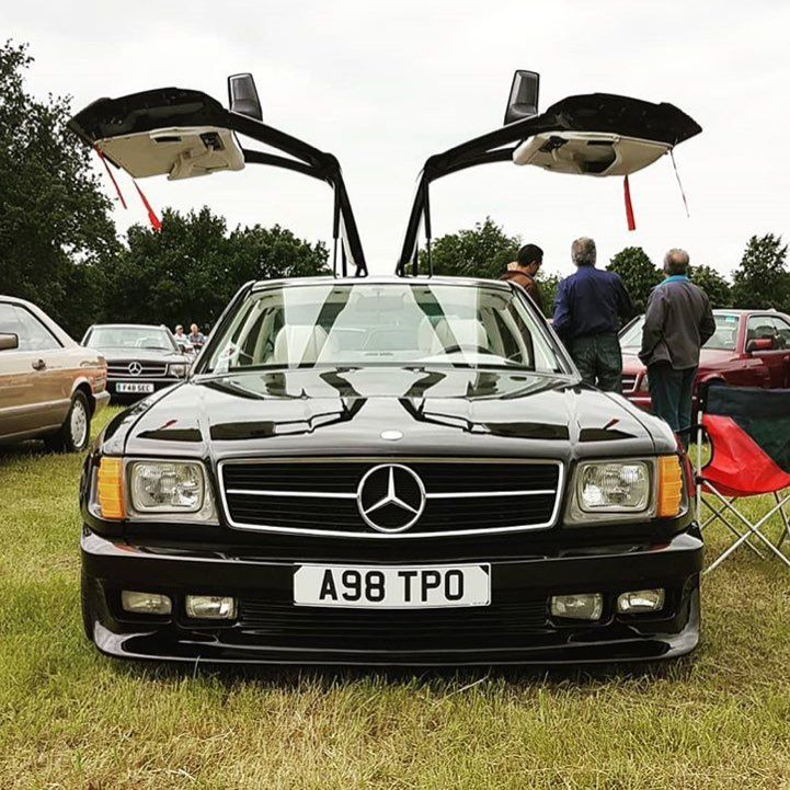 Ullwing Sgs From Uk Owne Mercedes Benz Mercedes Benz Classic Mercedes