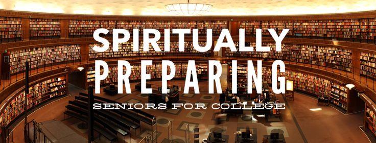 Spiritually Preparing Seniors for College – Church Field Trips (Part 1) – Discipling Girls