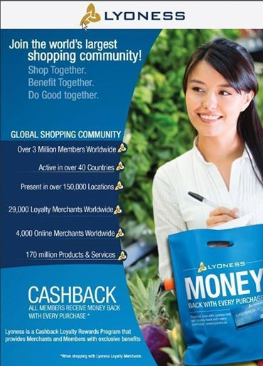 Lyoness - Global Shopping Community