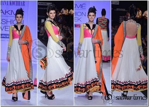 Archana_Kocchar_Lakme_Fashion_Week_2013