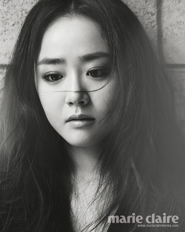 Moon Geun Young - Marie Claire Magazine May Issue '14