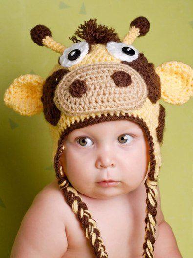 Детские шапочки, схема