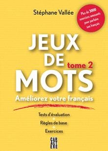 De nombreux exercises pour améliorez vote français.