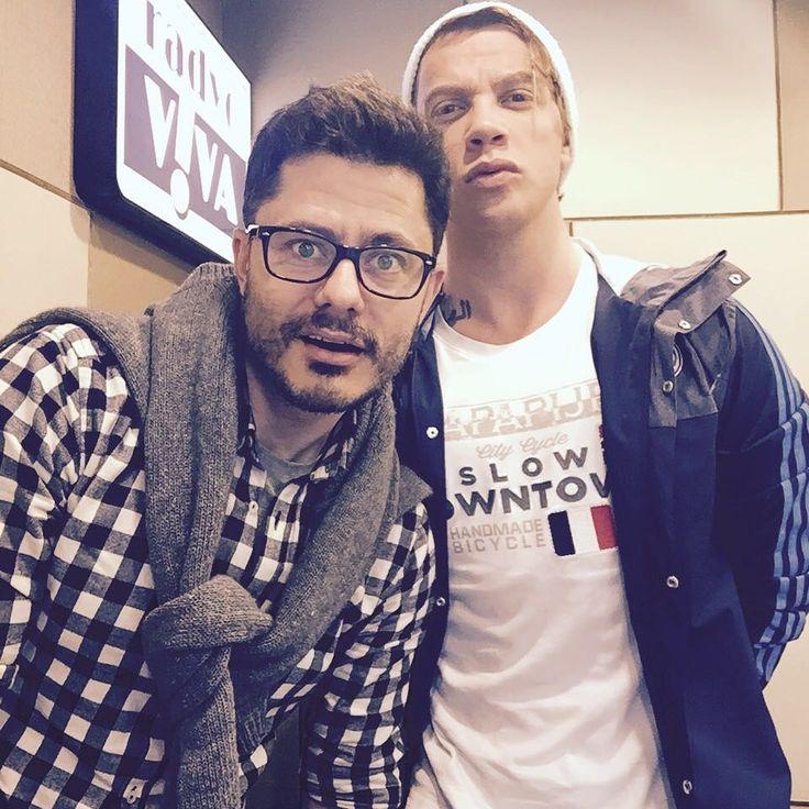 #SinanAkçıl 19 Ocak'ta radyoların en ekstrası #OmerErismen #VivaEkstra daydı