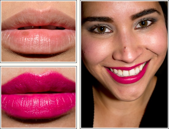 NARS Carthage Pure Matte Lipstick Review Photos Swatches