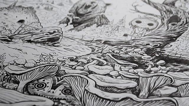 Next step. #graphics #drawing #draw # longboard #longboarding # painting # paint #handmade #poland
