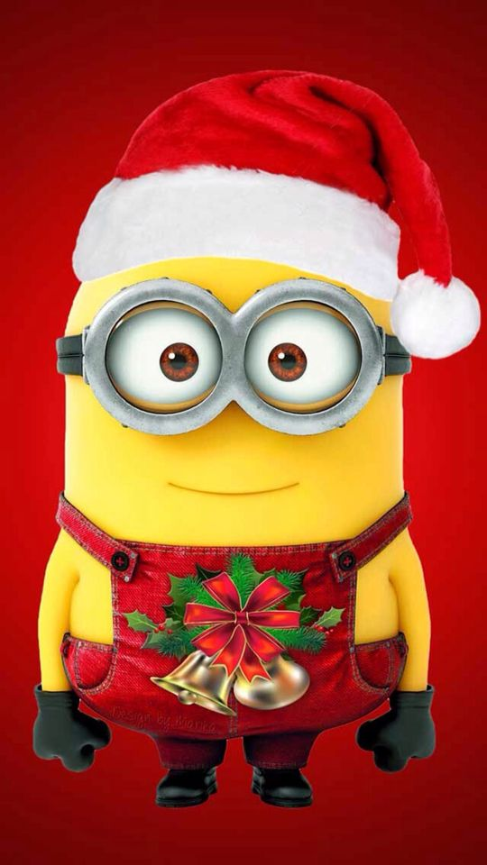 Minion Christmas!!!