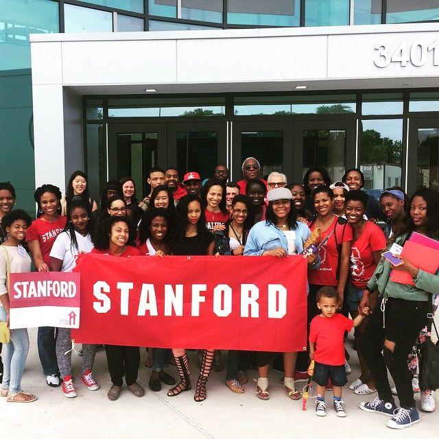 College Prep program volunteers and students organized by SBAA DC#beyondthefarm
