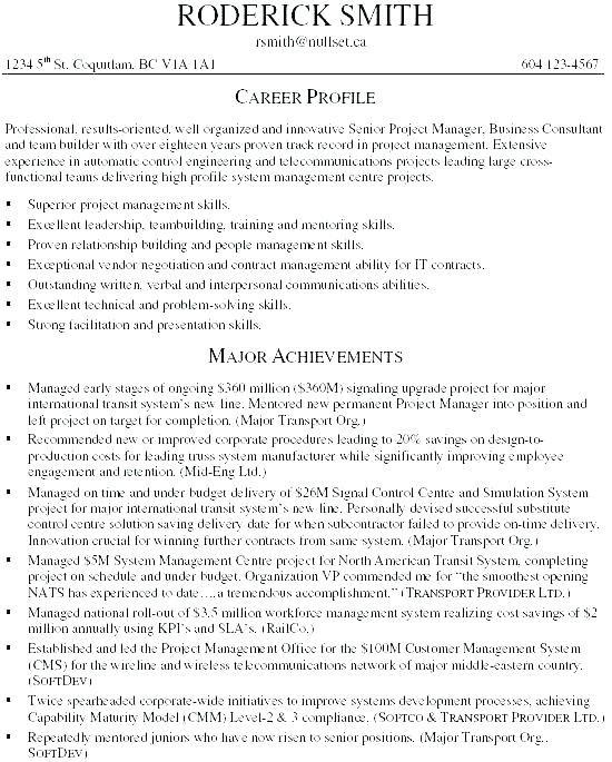 Project Coordinator Sample Resume #lebenslauf #vorlagen #resume