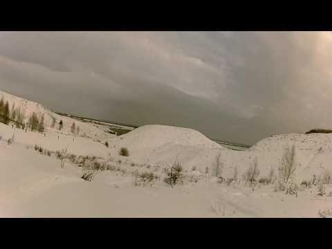 Эндуро фрирайд лыжный в подмосковье для чайников - YouTube