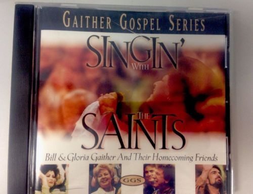 Gaither Gospel Series - Singin' With The Saints - RARE CD