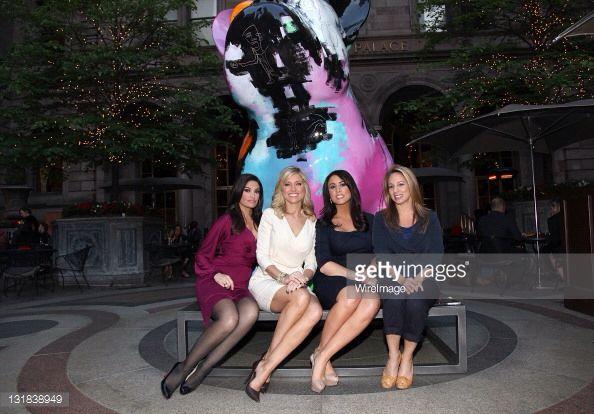 Kimberly Guilfoyle, Ainsley Earhardt & Andrea Tantaros