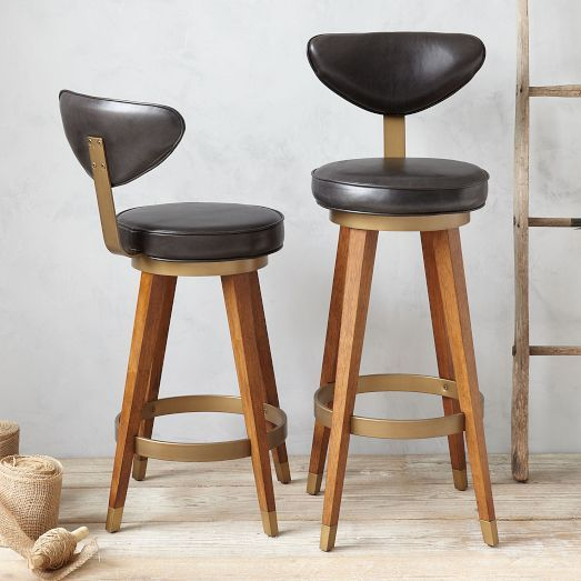 New Wire Mesh Counter Stools