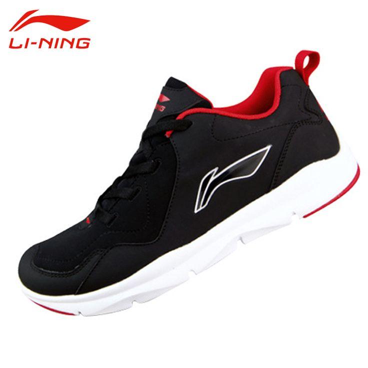 Li-Ning Men's Indoor Training Sport Shoes Li Ning Breathable Cushioning Anti-Slippery Hard-Wearing Sneakers APCH023
