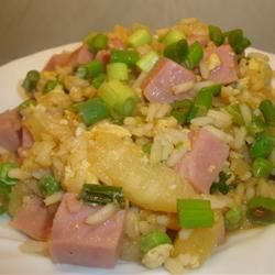 China :Pineapple Fried Rice
