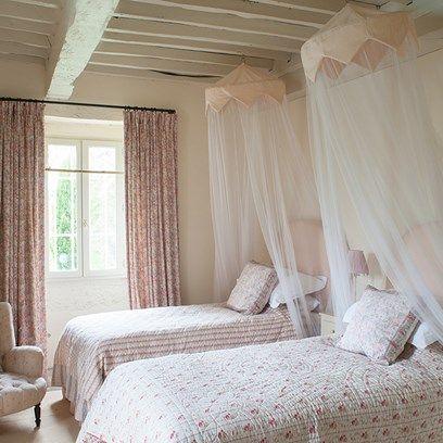Pink Farmhouse Bedroom  Twin Girl. 17 Best ideas about Twin Girl Bedrooms on Pinterest   Girls twin