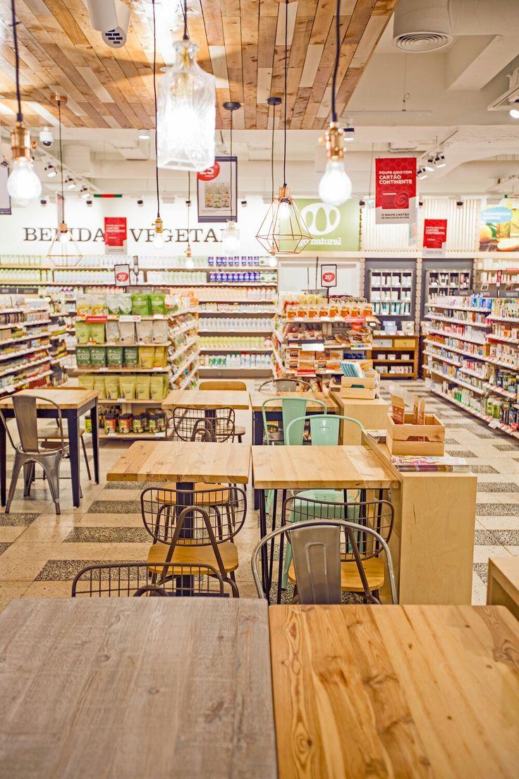 Supermercado Go Natural - Gpo. SONAE Lisboa  #mercadinhodovintage