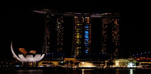 Another Night in Singapore..