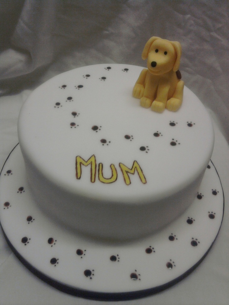 Best Party Ideas Spot The Dog Images On Pinterest Dog - Words on cake for birthday