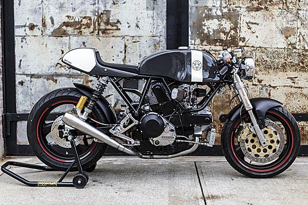 Ducati 900 Leggero by Walt Siegl