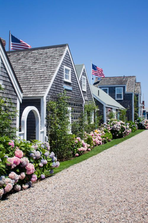 Old North Wharf, Nantucket.