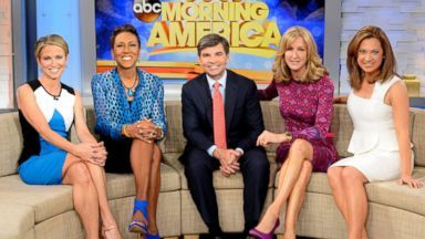 Good Morning America every morning at 7-9 am ET.