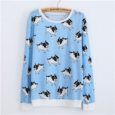 New Fall women's Small broken flower printed basic cotton/polyester french terry pullover sweatshirt Women thin Hoodies