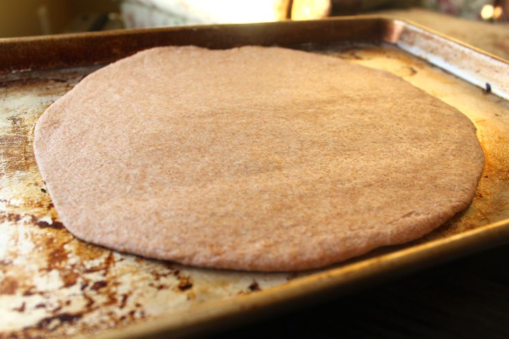 Honey Whole Wheat Pizza Dough | Breads | Pinterest