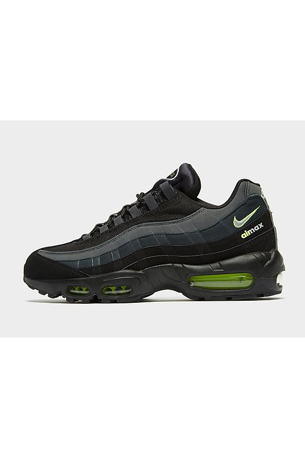 Womens Black Gray Green Air Max 95 97 Nike Shoes With Images