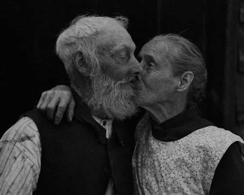 Couple Married for 75 Years, they've had nine children and 33 grandchildren, Aug. 1937, Essex. Eternal Love #portrait