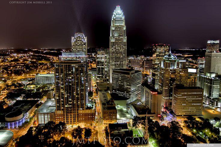 The beautiful queen city!
