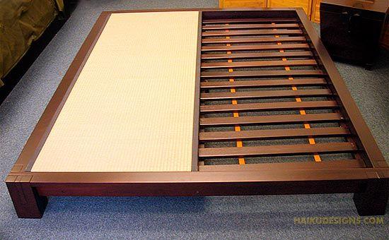 Japanese platform bed plans woodworking projects plans - Japanese style platform bed plans ...