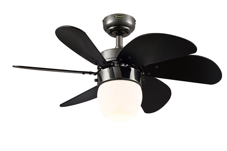 Curved Blade Ceiling Fan From Fanimation