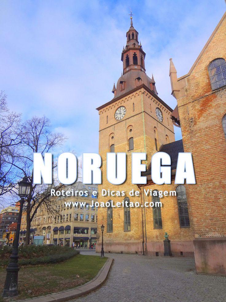 Visitar Noruega - Roteiros e Dicas de Viagem