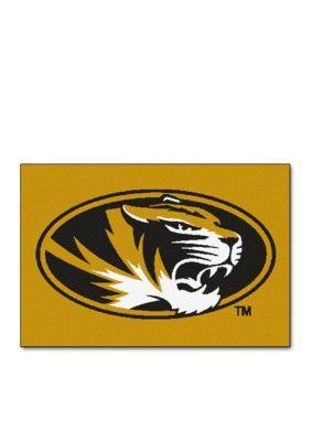 Fanmats  Ncaa University Of Missouri Starter Mat - Yellow - One Size
