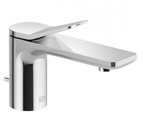Dornbracht Lissé Single Lever Basin Mixer (water Saving) Without Waste Set,  Chrome