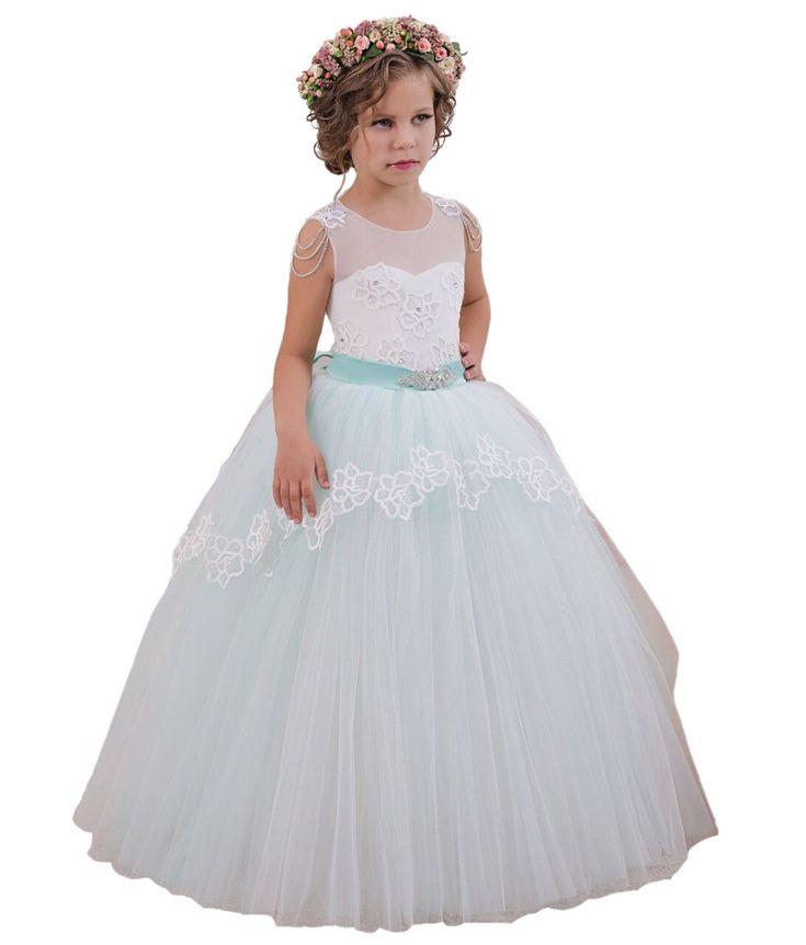 175 best Flower girl dress images on Pinterest Flower girls
