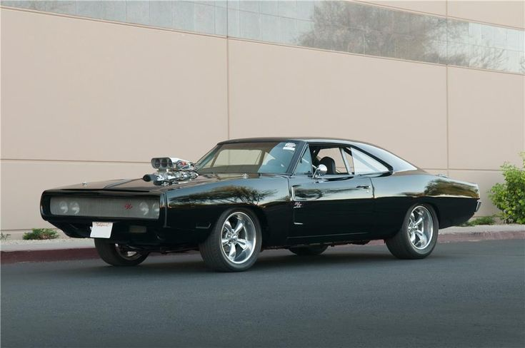 """Fast & Furious 4"" 1969 DODGE CHARGER CUSTOM 2 DOOR COUPE - Barrett-Jackson Auction Company - World's Greatest Collector Car Auctions"