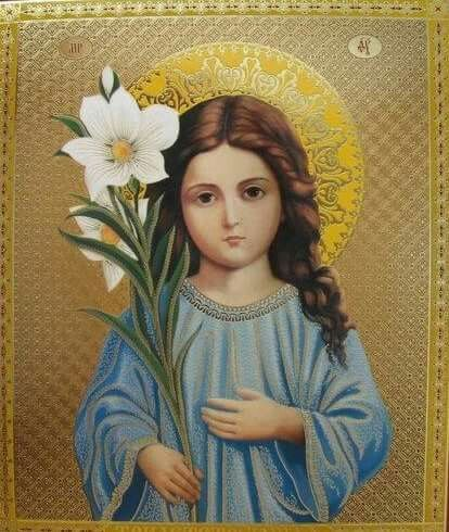 Our Little Blessed Mother