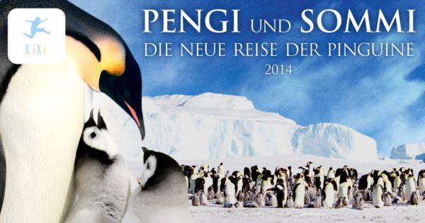 Pengi und Sommi: Die neue Reise der Pinguine 2014 – Kinderkino
