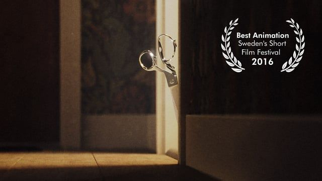 Winner of best animation at Sveriges Kortfilmfestival (Sweden's Short Film Festival) 2016.  A short film about a pair of scissors trying to escape a kitchen.  Sound and music by Oskar Vallinder. The posters on the wall in the third room are made by Amanda Berglund and Erik Kirtley. Swedish title: Den lilla flykten  Thanks for watching!  www.depiction.se