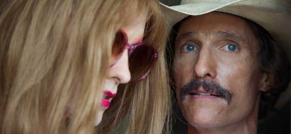 Matthew McConaughey (Dallas Buyers Club) - Nominados a los Oscar 2014