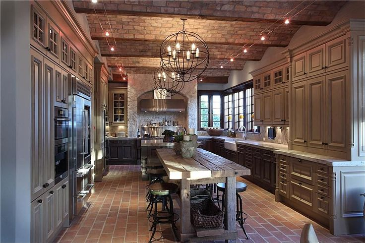 Kevin James Kitchen Ideas Design Dream Kitchens Rustic Kitchen